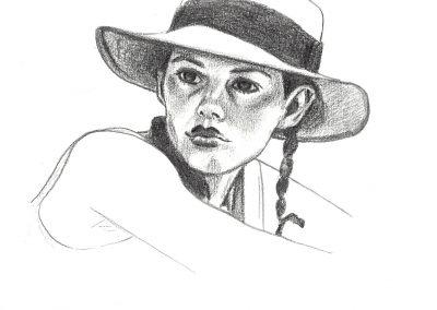 JANE MARCH (MARGUERITE DURAS)
